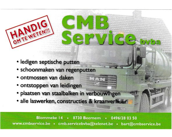 CBM service