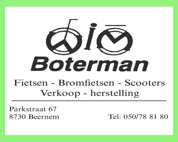Fietsen Boterman1