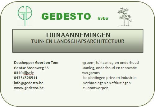Gedesto1 test - kopie